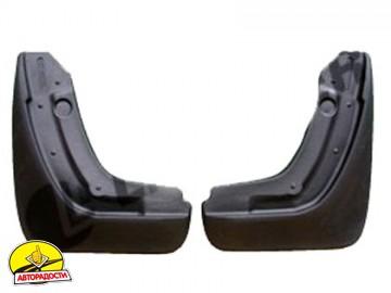 Брызговики задние для Mazda CX5 '12-17 (Lada Locker)