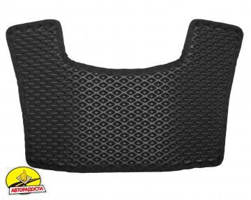 Коврики в салон для Ford Fusion (Mondeo) '12- амер.версия, EVA-полимерные, черные (Kinetic)