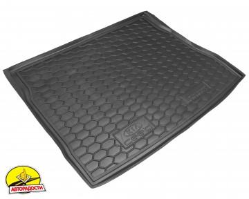Коврик в багажник для Kia Ceed '06-12, хетчбэк резиновый (AVTO-Gumm)