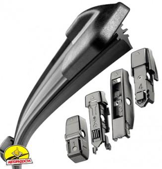 Щетки стеклоочистителя бескаркасные Bosch AeroTwin Plus 700 и 340 мм. (набор)
