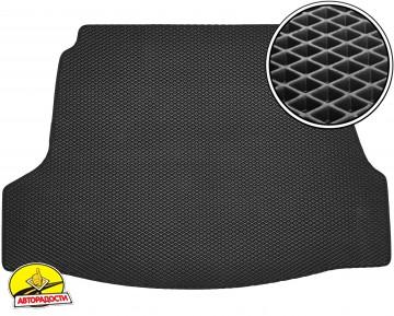 Коврик в багажник для Hyundai i40 '12-, седан, EVA-полимерный, черный (Kinetic)
