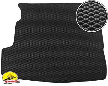 Коврик в багажник для MG 6 '10-, седан, EVA-полимерный, черный (Kinetic)