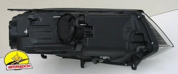 Передние фары для Volkswagen Touareg '10-18, ксенон (ASP)