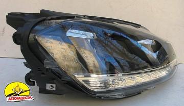Передние фары для Volkswagen Golf VII '12-, TLZ (ASP)