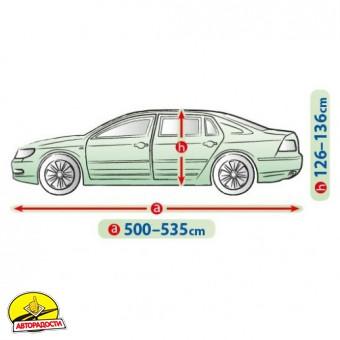 Тент автомобильный для седана Perfect Garage (XXL (Kegel-Blazusiak)