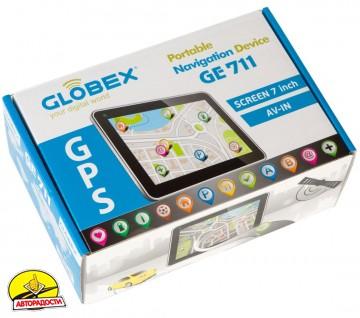 Автомобильный навигатор Globex GE711