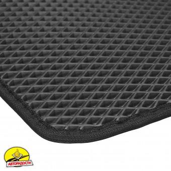 Коврик в багажник для Acura RDX '14-18, EVA-полимерный, черный (Kinetic)