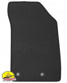 Коврики в салон для Fiat Tipo '16- хэтчбек, EVA-полимерные, черные (Kinetic)