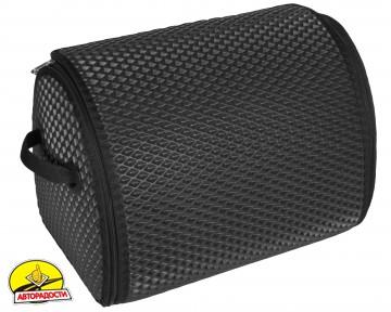 Органайзер в багажник EVA-полимерный, L, черный (Kinetic)