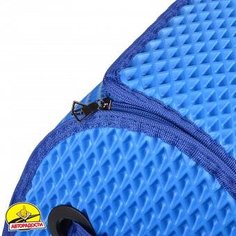 Органайзер в багажник EVA-полимерный, L, синий (Kinetic)
