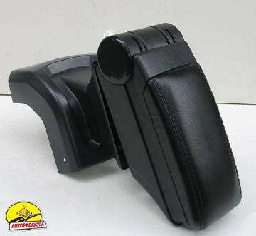Подлокотник ASP Hody для Ford Focus II '04-11 виниловый (черный)