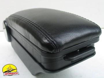 Подлокотник ASP Hody для Kia Rio '11-15 виниловый (черный)
