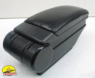 Подлокотник ASP Hody для Toyota Yaris '06-10 виниловый (черный)
