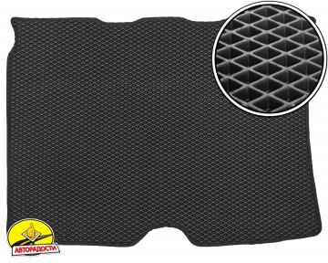 Коврик в багажник для Peugeot Bipper '08-, EVA-полимерный, черный (Kinetic)