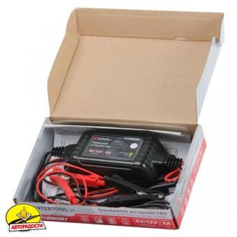 Зарядное устройство AT-3022 (Intertool)