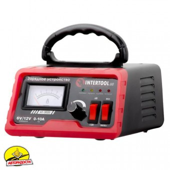 Зарядное устройство AT-3020 (Intertool)