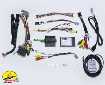 Штатная магнитола для BMW 5 E39 '96-03 (EasyGo)