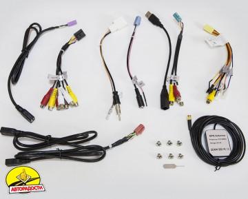 Штатная магнитола для Toyota Corolla 2007-2012 (EasyGo)
