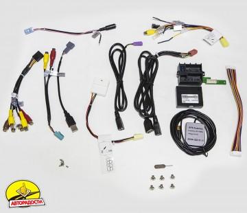 Штатная магнитола для Hyundai Tucson '15-17 (EasyGo) A429