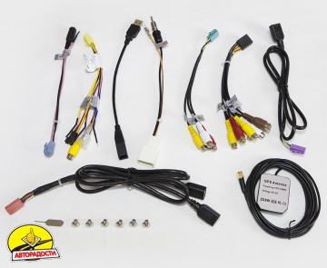 Штатная магнитола для Toyota Land Cruiser 200 '16- (EasyGo)