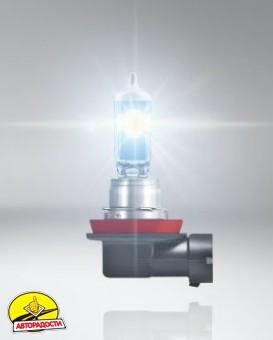 Автомобильные лампочки Osram Night Breaker Laser (NG) H11 55W 12V (Комплект: 2шт.)