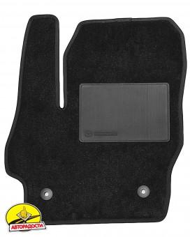 Коврики в салон для Mazda 3 '09-13, текстильные, черные (Optimal)