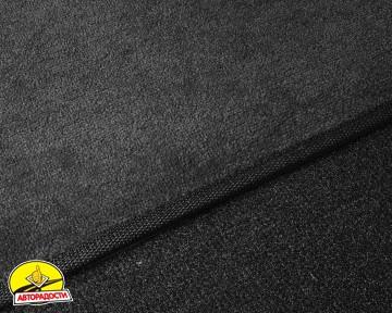 Коврик в багажник для Mitsubishi ASX '10-, текстильный, черный (Optimal)