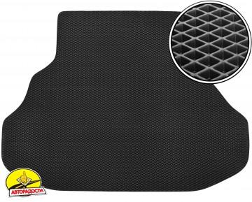 Коврик в багажник для Honda Crosstour '10-15, EVA-полимерный, черный (Kinetic)