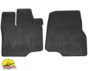 Коврики передние в салон для Ford F-150 '14- резиновые (Stingray)