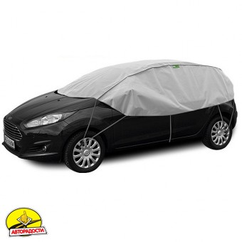 """Тент автомобильный для хэтчбека """"Optimal"""" (S-M hatchback)"""