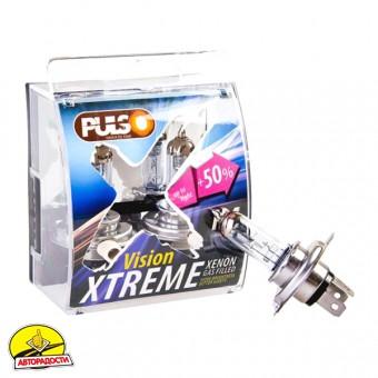 Автомобильные лампочки H4/P43T 12V 60/55W +50% X-treme Vision (2 шт.)