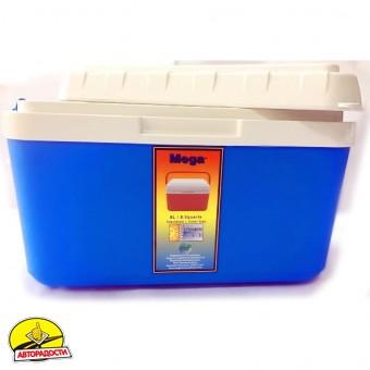 Изотермический контейнер 8 л синий, Mega