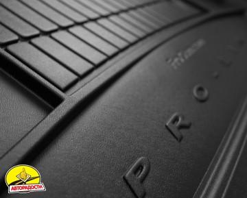 Коврик в багажник для Volvo XC 90 '15-, резиновый, черный (Frogum)