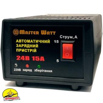 Зарядное устройство Master Watt 15А 24В