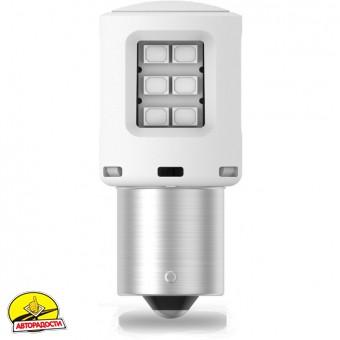 Автомобильная лампочка Narva Range Power LED 18007.2B P21W 12 V 2.7W (Комплект: 2 шт.)