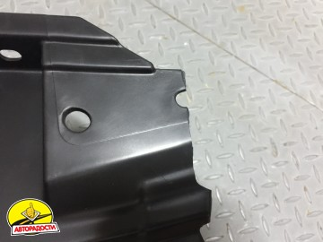 УЦЕНКА! Решетка радиатора для Mitsubishi Pajero Wagon 4 '07- хром/черн. (FPS)