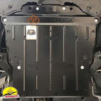 Защита двигателя и КПП для Toyota RAV4 2019- HYBRID, V-2,0і; 2,5і (Кольчуга) Zipoflex