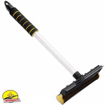 Водосгон с алюминиевой ручкой Tom Par Premium 45 см