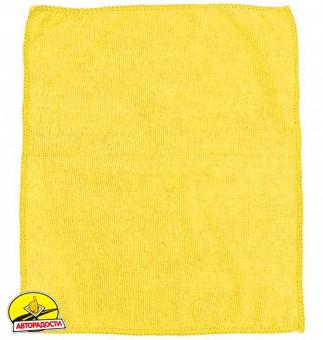 Салфетка для стекла и салона, желтая BL1305R