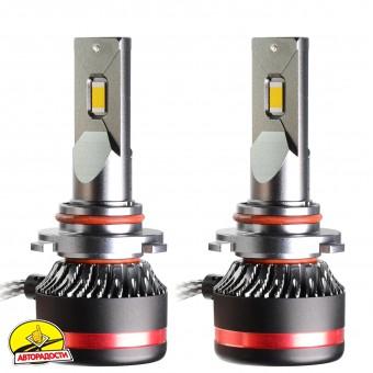 "Автомобильные лампочки HВ3, 45 Вт, 5000К MLux LED ""Red Line"" (2 шт.)"