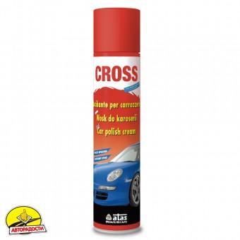 Полироль с воском Cross 400 мл (Atas)