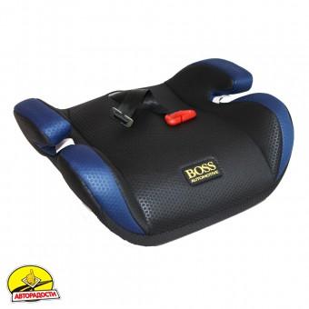 Автокресло-бустер детское (II-III) Boss Automative black-blue HB605