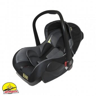 Детское автокресло Boss Baby Car Seat HB816 (0+), black-grey
