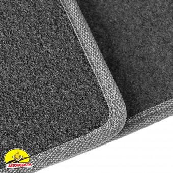 Коврики в салон для Great Wall Voleex C10 '11- текстильные, серые (Стандарт)