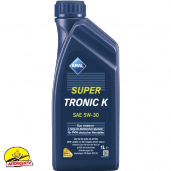 Aral Super Tronic K 5W-30, 1 л