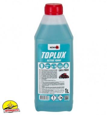 Автошампунь - концентрат Nowax Toplux Active Foam, 1 л