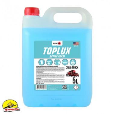 Автошампунь - концентрат Nowax Toplux Active Foam, 5 л
