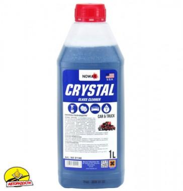 Очиститель стекла Nowax Crystal Glass Cleaner, 1 л