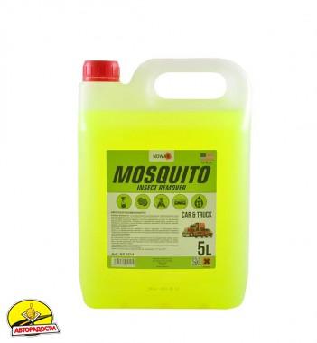 Средство для удаления следов насекомых Nowax Mosquito, 5 л