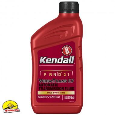 Масло трансмиссионное Kendall VersaTrans LV Dexron VI ATF, 0,946 л